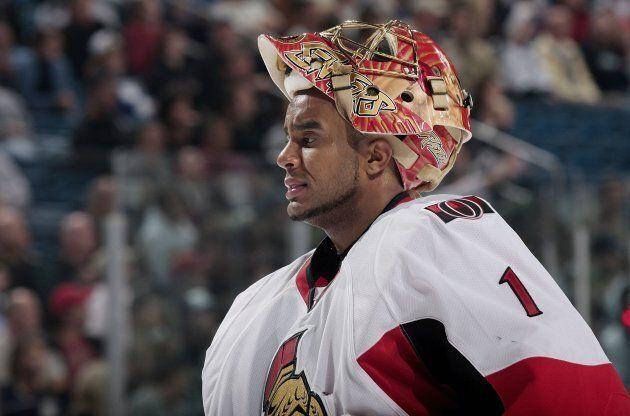 Ray Emery, who drowned on Sunday, played for the Ottawa
