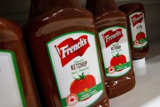 French's Ketchup at Loblaws in Kingston, Ont., on March 16, 2016. French's scored a publicity coup when...