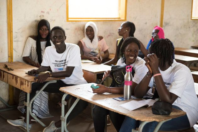 Adolescents in Senegal learn and explore topics such as self-esteem, consent, gender norms, sexual and reproductive health and sexual and gender-based violence.