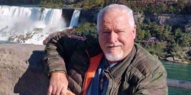 Bruce McArthur is shown in an undated Facebook