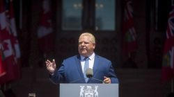 Ford Announces Inquiry Into Former Liberal Government's