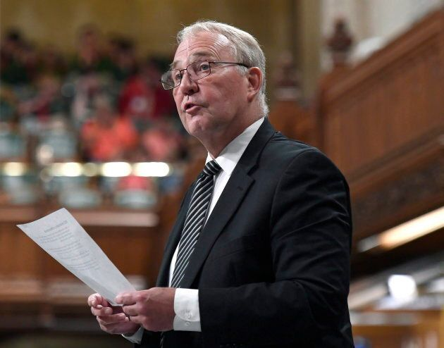 Liberal MP Bill Blair has been named the new minister for border security and organized crime