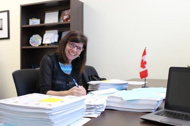 Filomena Tassi, an Ontario MP, is now Minister of Seniors.