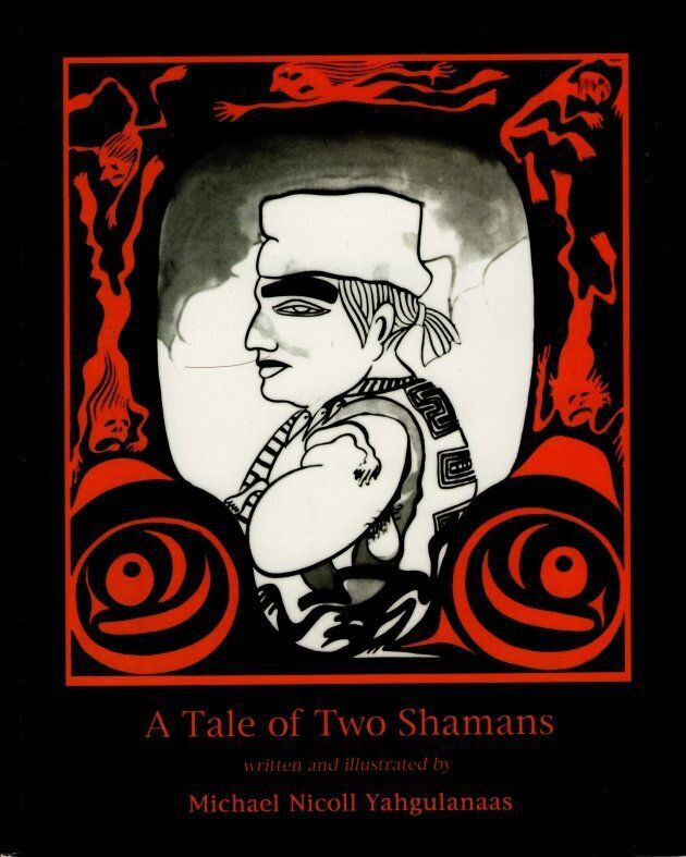 The cover of A Tale of Two Shamans.