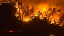Take A Look At The Wildfires Raging Across