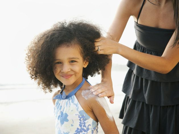 Kids Who Use Sunscreen Regularly Drastically Cut Their Cancer Risk: