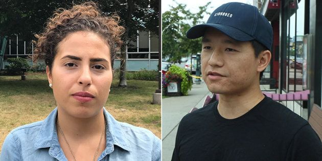 Suzanne Kanso and Milton Kong live and work in Toronto's Greektown