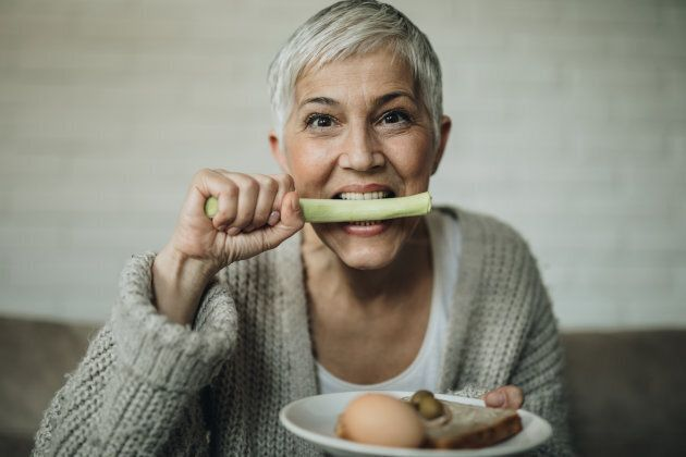 Eating Your Vegetables May Help Prevent Chronic