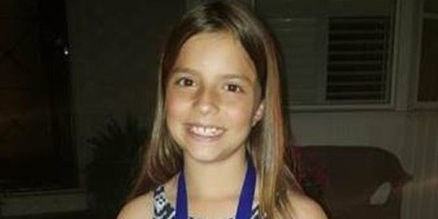 Julianna Kozis, 10, was killed in a mass shooting in Toronto's Greektown neighbourhood on July