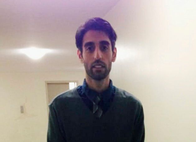 An undated photo of Danforth shooter Faisal Hussain provided by his