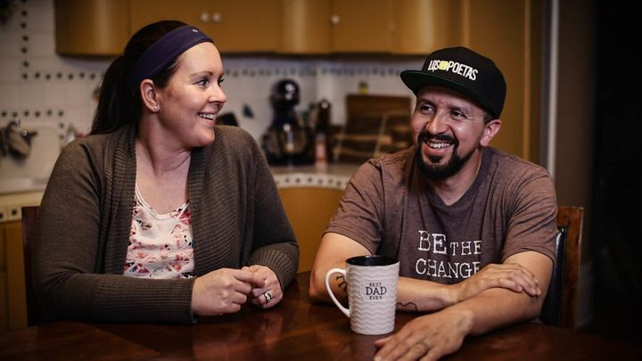 Leanna and Luis Segura, parents of four, run a fresh food business in Lindsay, Ont.