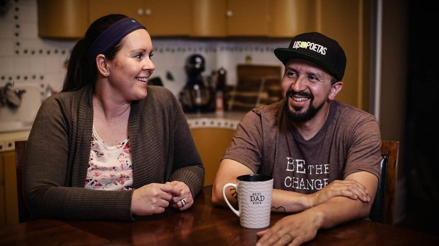 Leanna and Luis Segura, parents of four, run a fresh food business in Lindsay,