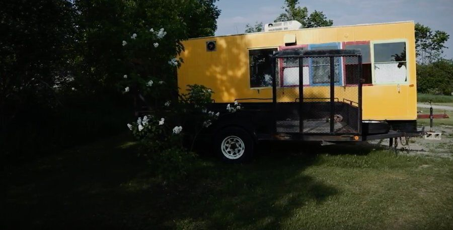 The Seguras plan to fix up this food truck and serve Fresh FueLL food to festival-goers next