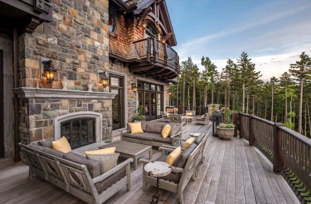Mario Lemieux's Epic Quebec Chalet Is On Sale For