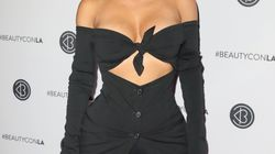 Kim Kardashian Thanks Sisters For Calling Her 'Anorexic,' Sparks