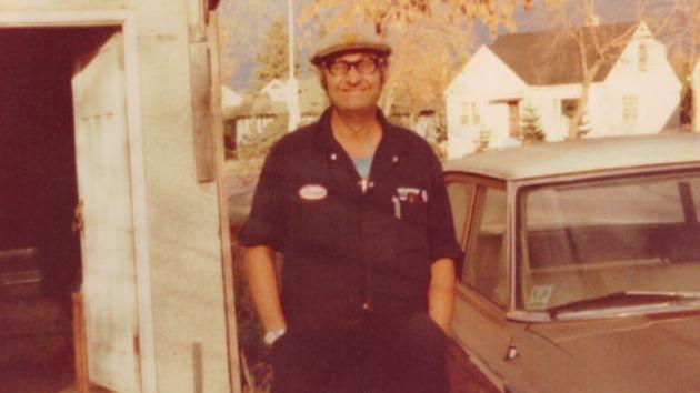 A photo of Everett Klippert shown in the documentary,