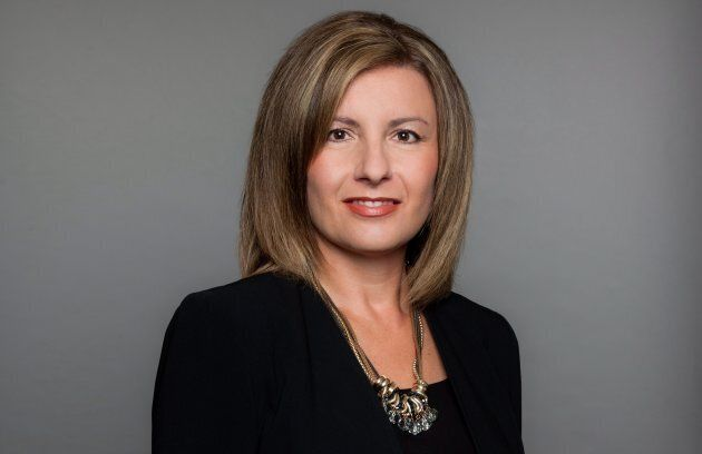 Maria Soklis, president of Cox Automotive Canada, remembers feeling ostracized by her co-workers early...