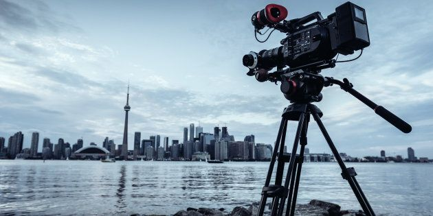 Toronto, Vancouver and Montreal all rank among the most-filmed cities in the