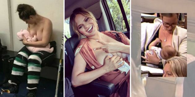 World Breastfeeding Week: 5 Empowering Stories That Broke Down