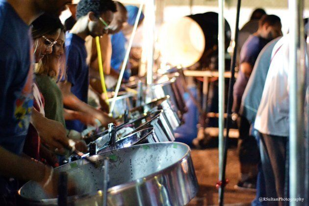 Pan band