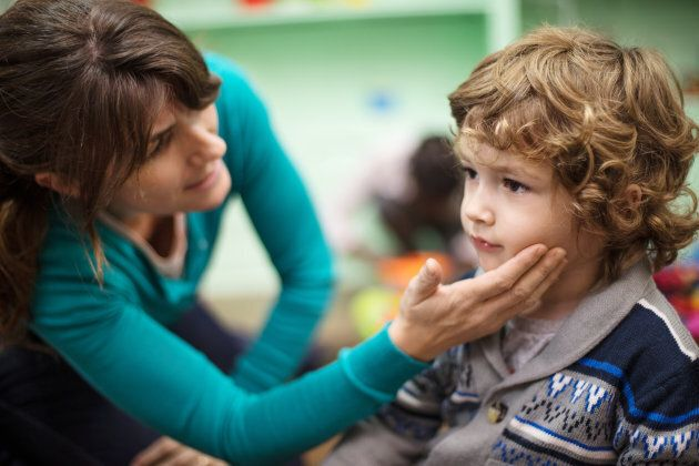 A Daycare Teacher's Tips To Make Your Child's 1st Day Easier On You