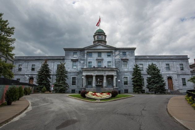 McGill University in Montreal, Quebec. Some 327 students from Saudi Arabia were enrolled at the university...