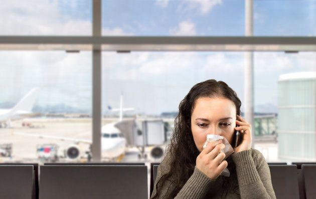 It's Time To Take The Health Risks Of Business Travel More