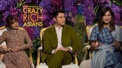 'Crazy Rich Asians' Cast Ushers In New Era In