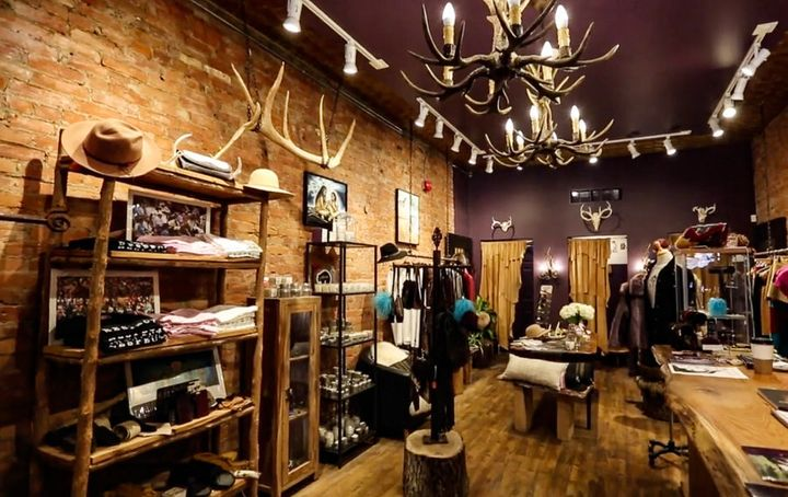 Everything sold in Angela DeMontigny's store in Hamilton, Ont. is either made or designed by an Indigenous person.