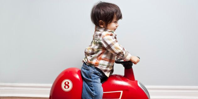 Kids Who Drive Toy Cars Into Surgery Are Less Scared, Have Less Anxiety: