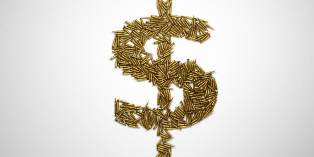 Some of the most popular funds in Canada often include exposure to several high-profile gun manufacturers, including Smith & Wesson.