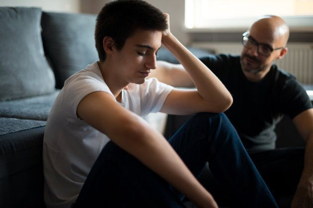 Treating Teen Depression Helps Parents' Mental Health, Too: