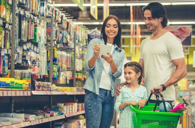 Take your child or children back-to-school shopping so they feel like they're part of the preparation process.