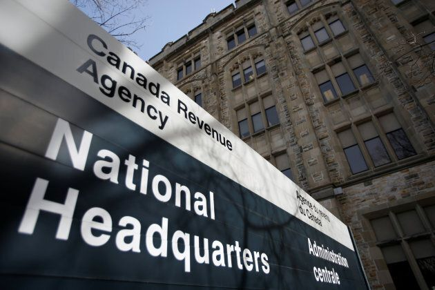 The Canada Revenue Agency (CRA) national headquarters in Ottawa on March 13, 2017.