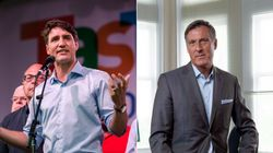 Bernier Accuses Trudeau Of Pushing 'Radical