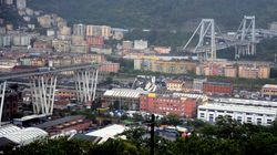 Bridge Collapses In Italy, Killing Several People And Crushing