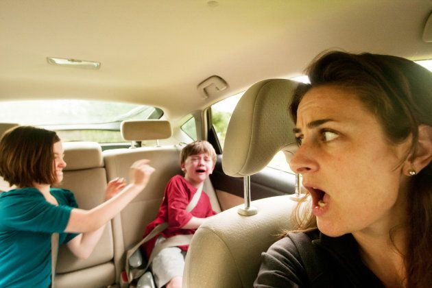 Moms With Rude Co-Workers May Also Be Stricter Parents At Home: Canadian