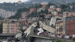 Canadian Travellers 'Just Missed' Being Crushed By Italy Bridge