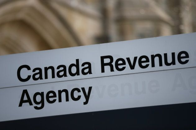 The Canada Revenue Agency (CRA) national headquarters in Ottawa on March 13,