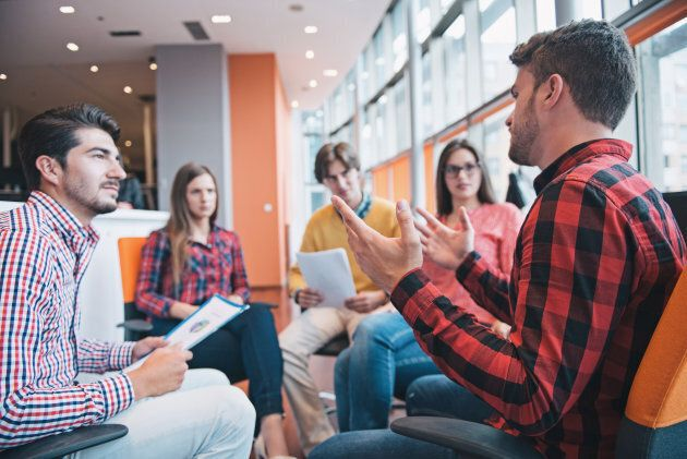 Talk isn't cheap, it helps facilitate awareness and