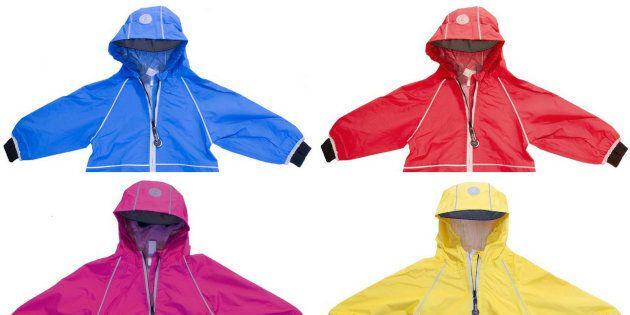 Health Canada Recalls Calikids Children's Jackets Due To Drawstring