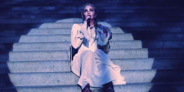 Madonna Shares Cover Of Leonard Cohen's 'Hallelujah' In Birthday