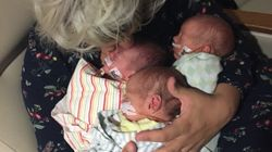 'Supermom' Who Saved Triplet Baby Loses Home In
