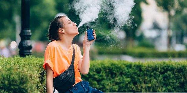 A new American study examined the possible links between heart attacks and daily e-cigarette