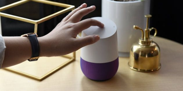 The HuffPost Canada Splash news briefing is now available on Google Home smart