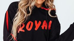 Serena Williams Designed A 'Royal' Hoodie For Her Friend Meghan