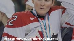 Hayley Wickenheiser Joins Maple Leafs Front