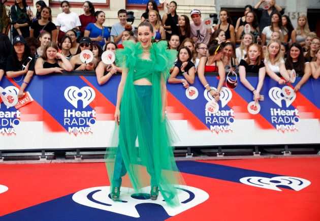 The MMVAs 2018 Red Carpet Stars Showed Off Some Memorable