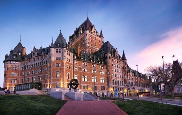 Fairmont Hotels and Resorts, which runs iconic sites like the Fairmont Chateau Frontenac in Quebec City, has been named the best place to work in Canada by job search site Indeed.