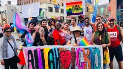 We're Queer Muslims And Allies Marching At Pride For Those Who